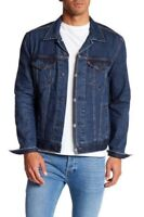 LEVI'S Trucker Denim Jean Jacket 723340001 size Small $90 med wash New with tags