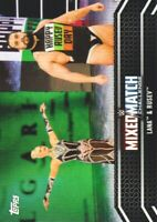 2018 Topps WWE Women's Division Wrestling Mixed Match Challenge #MM-8