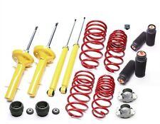 TA Technix Sportfahrwerk Komplett Set Audi A3,VW Golf IV/Bora, Seat Leon