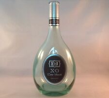 Empty 750ml E&J XO Extra Smooth Brandy bottle
