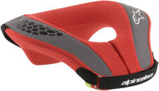 Alpinestars Sequence Neck Support Size Youth SM/MD Black/Red Small/Medium