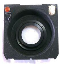 Genuine Linhof Technika recessed lensboard lens panel Copal 1 #65303
