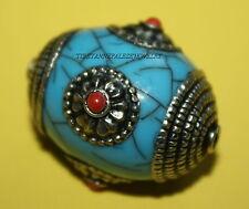 Nepal beads 1 Nepalese Beads Tibet Beads handmade beads crack resin beads B16