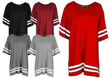 Hips Jersey Cap Sleeve Tops & Shirts for Women