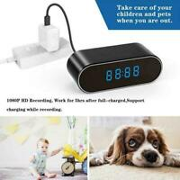 1080P Camera WiFi Hidden Wireless Night Vision Security Cam Alarm a Nanny a R3V0