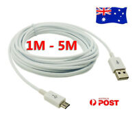 5M Micro USB Data Sync Charge Cable For Samsung Galaxy Ace Plus GT-S7500 S6500