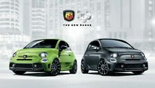 Abarth 595 Turismo & Competizione 01 / 2019 catalogue brochure Fiat 500