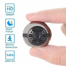 Hidden Mini Camera, Pocket Security Spy Camera Night Vision Motion Detection Cam
