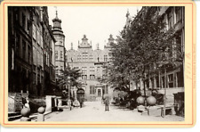V. Römmier et Jonas,  Pologne, Gdansk, la Grande Armurerie  Vintage print Tira