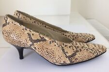 Robert Clergerie Leather Pumps Size 38.5 (UK 5.5)
