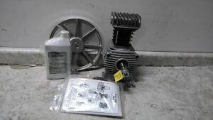 Rolair PMP11K3GR 1/2, 3/4 HP 700, 1000 Pump RPM Cylinder Replacement Pump