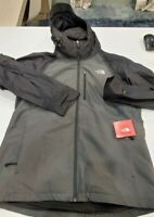 The North Face Women's Medium Cinder Triclimate 3-IN-1 Ski Winter Jacket Black