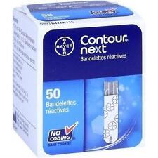CONTOUR Next Sensoren Teststreifen 50 St PZN 10780335