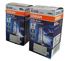 D3S OSRAM Cool Blue Intense 6000K Xenarc une lampe au xénon PK32d-5  66340CBI