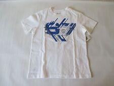 NWT boy's size 3T POLO RALPH LAUREN white LOGO soft cotton graphic t-shirt
