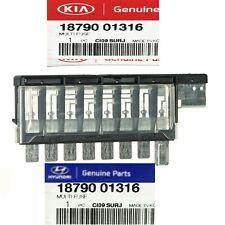Genuine Optima 11-16 Sportage 11-16 Multi Fuse Block Fuse Box Forte 11-16 Tucson