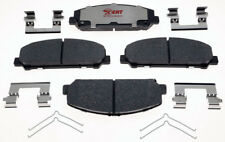Disc Brake Pad Set-Element3 Hybrid Technology Front Raybestos EHT1509H