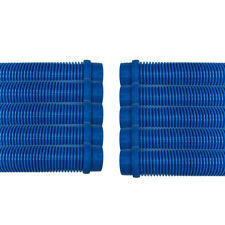"""BLUE AUTOMATIC POOL CLEANER 40"""" HOSE FILTRATION INTEX BESTWAY 40 MM - 10 PACK"""
