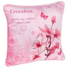 Rose Mamie Vous êtes mon Coussin Cadeau Idéal pour Nan Grand-mère Nounou NEUF