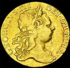 More details for king george the iii 1771 gold guinea....