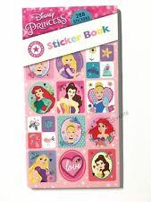 DISNEY PRINCESS PARTY STICKER BOOK 12 SHEETS BIRTHDAY FAVOUR BAG FILLER 288PK