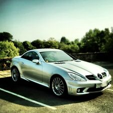 Mercedes SLK 55 AMG FMSH, 48k miles, All optional extras, New Brembo Discs &Pads
