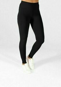 Stretchy Lycra Womens Cotton Leggings Full Length Plus Sizes  14 TO 20