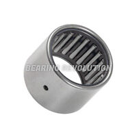 BK0810 Budget Drawn Cup Needle Roller Bearing with One Closed End 8x12x10mm