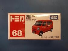 Takara Tomy #68 Suzuki Every Post Van In Red 1:57 Scale