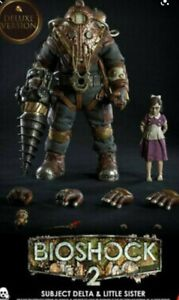 Threezero Bioshock 2 - 1/6 sujet Delta & Little Sister