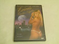 Erica's Erotic Nights (Torchlight) DVD