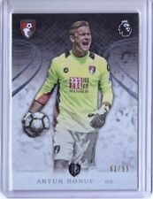 Bournemouth Single Soccer Trading Cards Season 2016