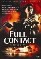 FULL CONTACT - Hong Kong RARE Kung Fu Martial Arts
