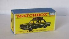Repro Box Matchbox 1:75 Nr.56 Fiat 1500 neuer