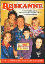 Roseanne The Complete Second Season 3 Discs (region 1 DVD New)