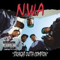 """N.W.A. """"Straight Outta Compton"""" Art Music Album Poster HD Print 12"""" 16"""" 20"""" 24"""""""