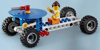 Lego Education 2000443 9632 Freewheeling polybag VERY RARE promotional Workshop