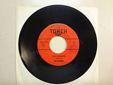 "BARONS: Live And Die 2:39- Don't Look Back 2:09-U.S. 7"" 1966 Torch Records T-103"