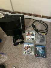 Sony Playstation 3 Ps3 Console Bundle