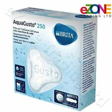 More details for brita aquagusto 250 water filter for coffee machine tank from 1.5l to 3.5l