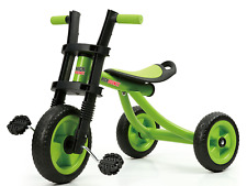 High Bounce Extra Tall Tricycle Ages 3-6 Green