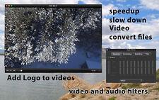 VLC MEDIA PLAYER MULTIMEDIA PLAY DVD AUDIO CD VCDS MP3 STREAMING Windows / MAC