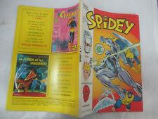 Spidey Numéro 47 du 10 Décembre 1983 (Les X-Men,Rom,)  / LUG