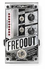 DigiTech FreqOut Natural Feedback Creator Guitar Effects Pedal