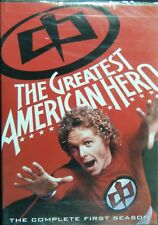 The GREATEST AMERICAN HERO The COMPLETE FIRST SEASON 8 Episodes+ Special Feature