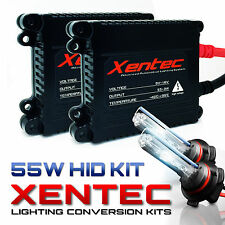 Xentec Slim Xenon 55W 55WATT HID KIT H1 H3 H6m H4 H7 Specialty Headlight Bulb