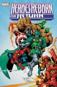 Heroes Reborn: The Return Omnibus - 9781302925178 MARVEL .NEW, SEALED FREE P&P