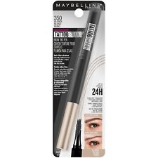 New Maybelline TattooStudio Brow Tint Pen Choose Shade