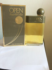 OPEN ROGER & GALLET FOR MEN 150 ML EDT SPLASH VINTAGE POUR HOMME PROFUMO UOMO