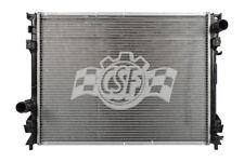 Radiator-1 Row Plastic Tank Aluminum Core CSF 3174